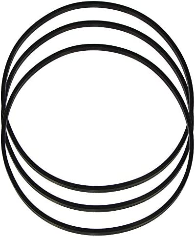 Set of 6 Pentek 151254 American Plumber WBC-OR and Selecto Scientific 101-151 Compatible with 3M Aqua-Pure 68898-31 KleenWater KW108 Square Cut O-Rings