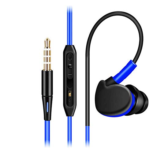 ZHEL Headphones Hanging Ear in-Ear Sports Headphones