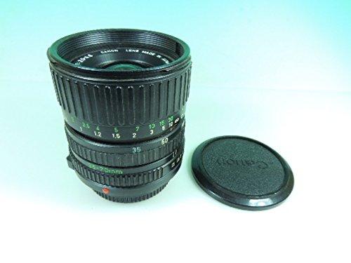 Canon MFレンズ NewFD 35-70mm F3 5-4 5