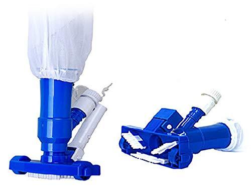PoolSupplyTown Mini Jet Vac Vacuum Cleaner w/ Brush