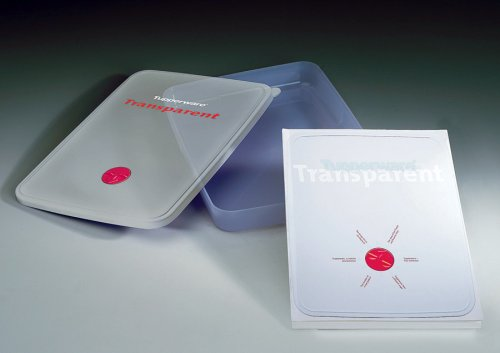 Tupperware: Transparent