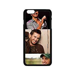 Amiable Guitar player Luke Bryan Cell Phone Case for iPhone 6