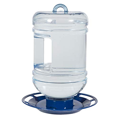 Perky-Pet 780 Water Cooler Bird - Bird Waterer Glass