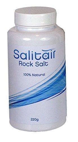Salt for Salitair salt inhaler - 220g refill bottle by -