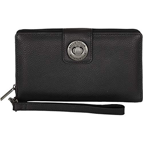 Bella Taylor RFID Wristlet Cash System Wallet