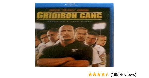 gridiron gang plot