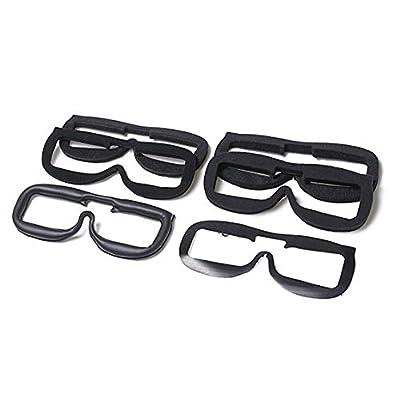 Fatshark Goggles FSV2645 Ultimate Fit Kit (6pcs): Toys & Games