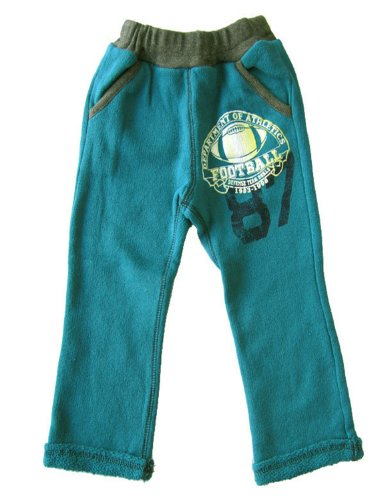 Bit'z Kids Boys' Football Sweat Pants 3-4 Years -