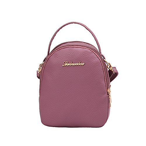 Women's Crossbody,Clearance!AgrinTo Casual Small Style Rucksacks Shopping Bag Soft Shoulder Bags -