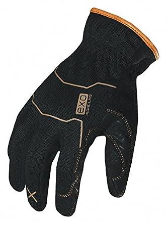 L Black Mechanics Gloves Spandex PR