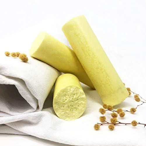 3 Barritas de azufre - Remedio natural para los dolores cervicales ...