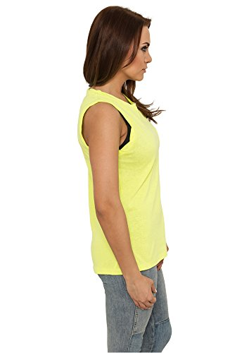 d5ae030c59935 Débardeur Top Long pour Femme Tshirts sans maches Urban Classics   Amazon.fr  Vêtements et accessoires
