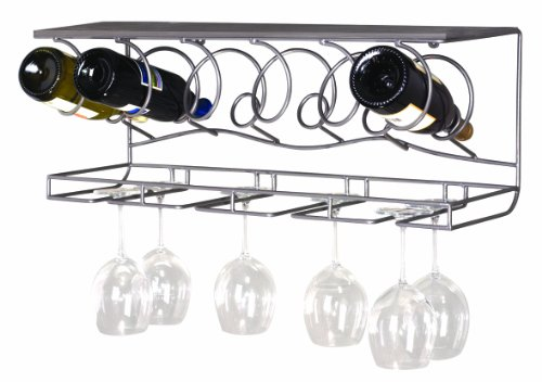 (Oenophilia Wine Bar Wall Rack)