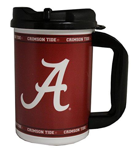 (GameDay Novelty NCAA Alabama Crimson Tide Mini Mega Mug, 20 oz)