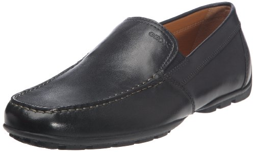 geox-mens-monet-plain-vamp-slip-on-loaferblack-leather42-eu-9-m-us