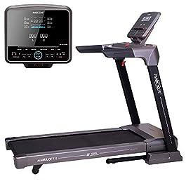 MAXXUS Unisex's RunMaxx 7.1 Treadmill, Black/Grey, One...
