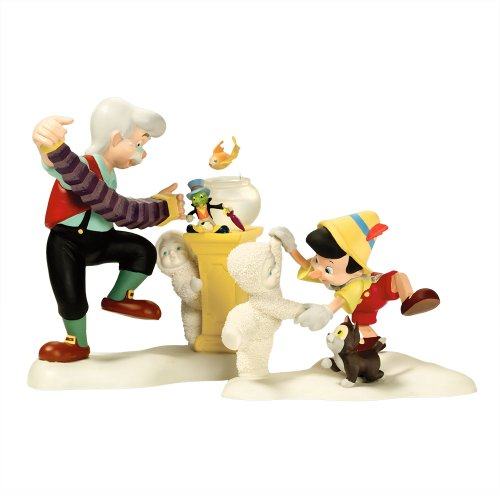 Department 56 Snowbabies Dance And Be Happy Figurine Set by Department 56
