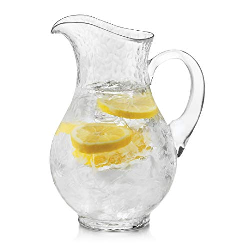 libbey pitcher - 9