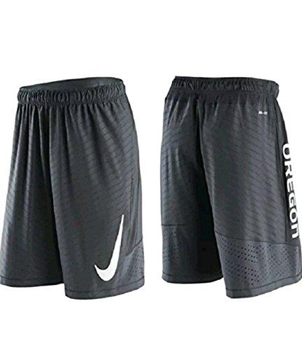 Nike University Oregon (Oregon Ducks Nike Velocity Hypervent Black Shorts Small)