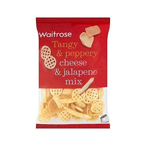 Cheese & Jalapeno Twist Waitrose 150g - Pack of 6