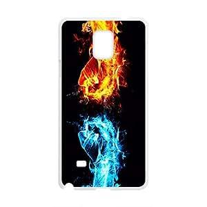 HDSAO Fiece Fight Custom Protective Hard Phone Cae For Samsung Galaxy Note4