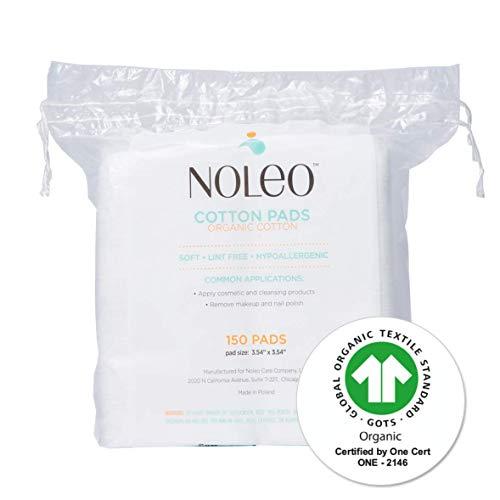 NOLEO Organic 100% Cotton 150 Count 3.54