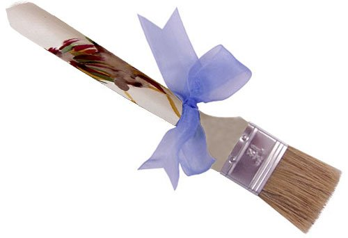 Cute Tools Pastry Brush - Durable Basting With Natural Bristles, Hand Painted Wooden Handle In The USA, Culinary Chef Tested For Daily Use, Spread Butter, Oil, Or Glaze With This Traditional Utensil By CuteTools! - Art For A Cause, Rooster by CuteTools!
