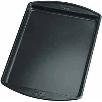 Wilton 2105-6794 Perfect Results 13.25 by 9.25-Inch Nonstick Cookie Pan, Small