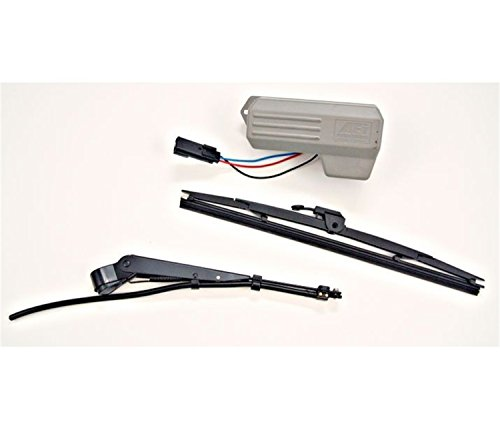 Bestop 54858-01 Wiper Motor Assembly for Trektop Pro for 2007-2018 Wrangler 2-Door and 4-Door