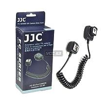 JJC FC-E3 Off Camera Shoe Cord 7m 22.9ft E-TTL Flash Sync for Canon EOS SL1 60Da 60D 7D 6D 5D T4i 650D T5i T3i T3 M EF-M 1D X