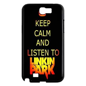 AinsleyRomo Phone Case Linkin Park Music Band series pattern case For Samsung Galaxy Note 2 Case *LIN-PA3591