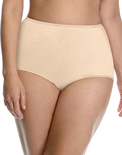 Bali Skimp Skamp Brief Panties (2 Pack)