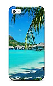 Robert sheppard James's Shop Hot Hot New Bora Bora Case Cover For Iphone 5c With Perfect Design 1947488K70599533