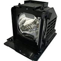 Mitsubishi Replacement Lamp with Housing and Original Bulb for WD-60638; WD-60638CA