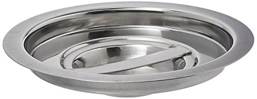 (Crestware Solid Pan Cover for 2-Quart Bain Maries )
