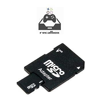 Planeta domótica Tarjeta Micro SD 32 GB (Adaptador Incluido ...