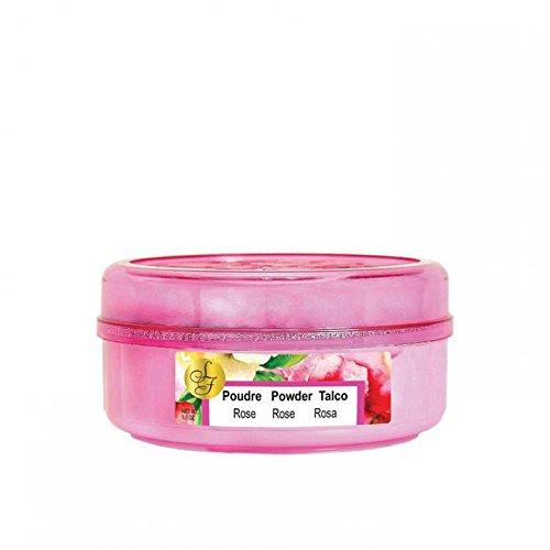 Spring Fresh Rose Dusting Powder