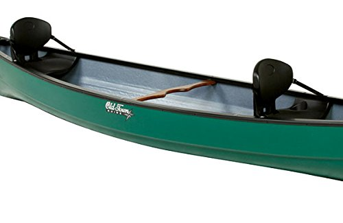 Old Town Canoe Molded Seat With Backrest Kit - Stern - 01.1331.1245