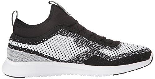 Ultk Runner Running Plus White Shoe Black Men's Reebok 8qwStt