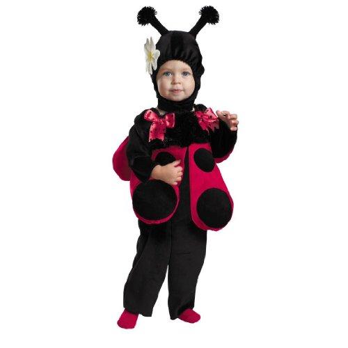 Disguise Huggable Ladybug Costume (12-18 Months)