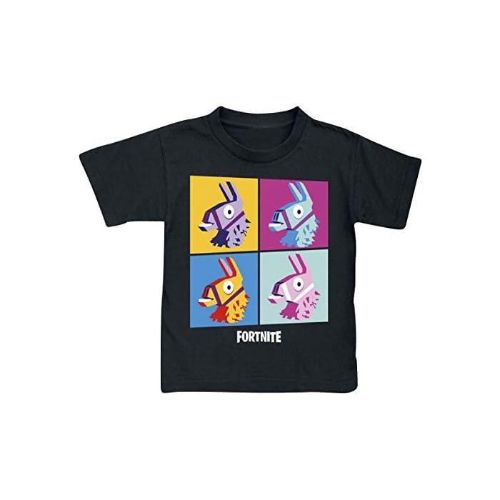 41Br5qaZ48L Elegante camiseta para Fortnite absoluta en el juego! forma de cuello: cuello redondo 100% Algodón