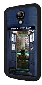 Dr Who Inside the Tardis Samsung Galaxy S4 Mini Rubber Case