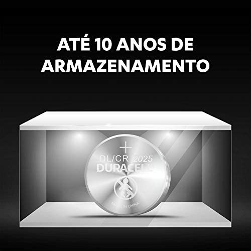 - 41Br7gIbGZL - Duracell Pila Tamaño 2025 1 Pza, Pila Eizada, Paquete de 1