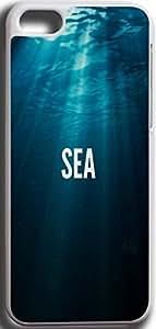 Dseason Iphone 5C case, Slim Hard Unique Design SEA