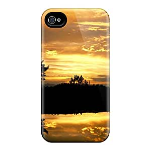 Awesome Case Cover/iphone 4/4s Defender Case Cover(sunset In San Isabel National Forest Colorado)
