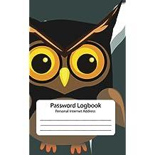 Password Log : Personal Internet Address Book: Owl:Password Journal: Password Keeper
