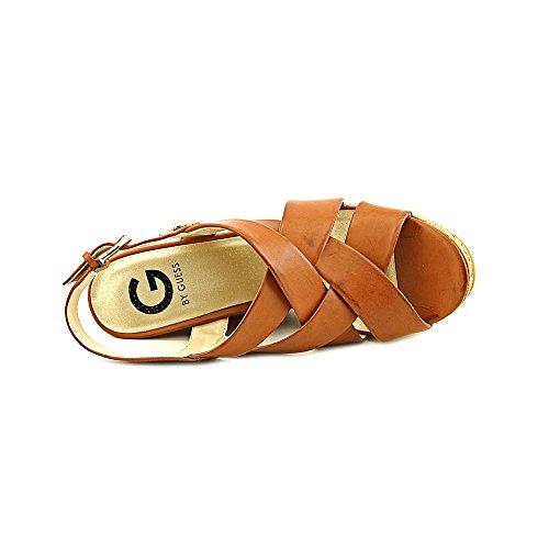 G Av Guess Havana Kvinner Oss 10 Brun Kile Sandal