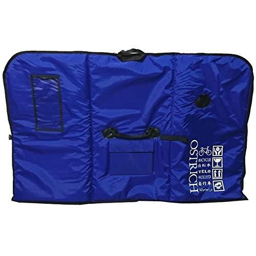 オーストリッチ OS-500 トラベルバッグ ネイビーブルー   B00AQKA5BI