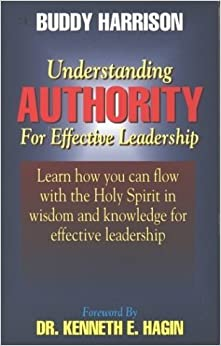Book Understanding Authority for Effective Leadership by Doyle B. Harrison (1991-06-03)