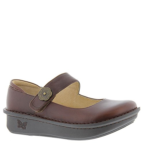 - Alegria Women's Paloma Mary Jane, Hazelnut, Size 39